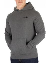 487bc0ce8e3 Lyst - Nike Sb Icon Banner Pullover Hoodie Medium Grey Heather in ...