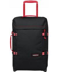 Eastpak - Blakout Dark Tranverz S Cabin Luggage Case - Lyst