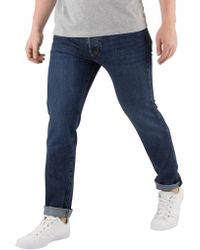 Levi's - Blue Warp 501 Skinny Luther Jeans - Lyst