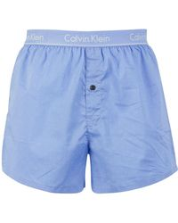 CALVIN KLEIN 205W39NYC - Carolina Slim Fit Boxer Trunks - Lyst