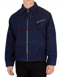 Vivienne Westwood - Indigo Factory Jacket - Lyst
