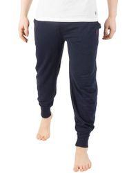 Polo Ralph Lauren - Cruise Navy Logo Pyjama Bottoms - Lyst