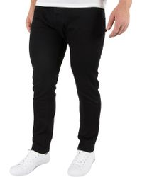 Vivienne Westwood - Black Skinny Pantaloni Jeans - Lyst