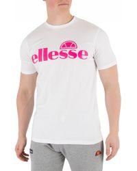 Ellesse - Optic White Dazino T-shirt - Lyst
