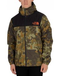 The North Face - Camo 1985 Mountain Jacket - Lyst