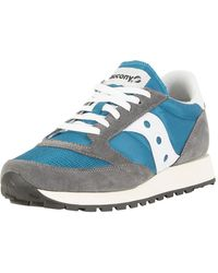 Saucony - Cas/tea Jazz Original Vintage Trainers - Lyst