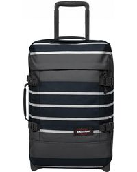 Eastpak - Slines Black Tranverz Cabin Luggage Case - Lyst