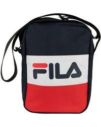 6b94bb8f0f Fila Fila + Uo Monogram Sling Bag in Brown for Men - Lyst