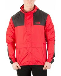 The North Face - Red 1985 Mountain Jacket - Lyst