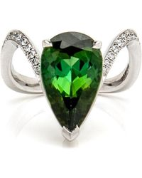 Stephen Webster - Tourmaline And Diamond Ring - Lyst
