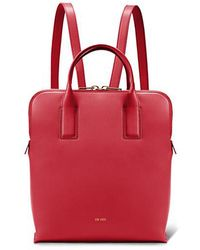 Sarah White - Convertible Tablet Backpack - Lyst