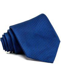 Dolcepunta - Royal Blue Neat Tie - Lyst