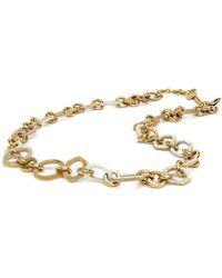 Ashley Pittman - Shauri Light Horn Necklace - Lyst
