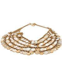 Ashley Pittman - Jamma Light Horn Necklace - Lyst