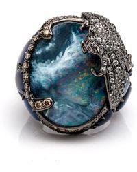 Wendy Yue | Bat Opal Ring | Lyst