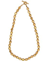 Yossi Harari | Roxanne Gold Nugget Necklace | Lyst