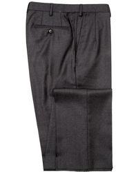 Brioni - Grey Dress Pant - Lyst