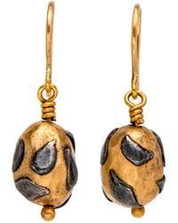 Yossi Harari - Libra Bead Drop Earrings - Lyst