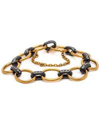 Yossi Harari - Rachel Link Bracelet - Lyst