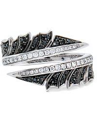 Stephen Webster - Split Feather Diamond Ring - Lyst