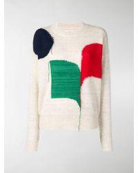 Étoile Isabel Marant - Maglione color-block - Lyst