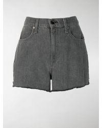 Rag & Bone - Sofia Denim Shorts - Lyst