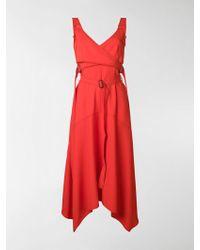 Sportmax - Belted Dress - Lyst