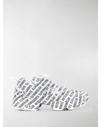 Vetements - Klassische Sneakers - Lyst