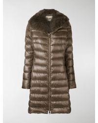 Herno - Iconic Elisa Padded Coat - Lyst