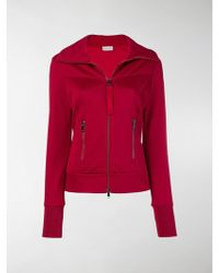 Moncler - High Neck Fitted Jacket - Lyst