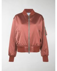 Golden Goose Deluxe Brand - Bomber a manica lunga - Lyst