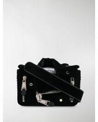 Moschino - Medium Biker Bag - Lyst