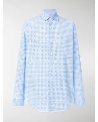 Ferragamo - Double Gancino Shirt - Lyst