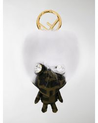 Fendi - Space Monkey Charm - Lyst