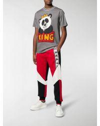Dolce & Gabbana - Pantaloni sportivi Royals - Lyst