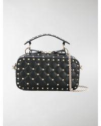 Valentino | Rockstud Spike Camera Bag | Lyst
