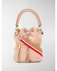 Miu Miu - Top Handle Bucket Bag - Lyst