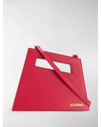 Jacquemus - Le Petit Diag Bag - Lyst