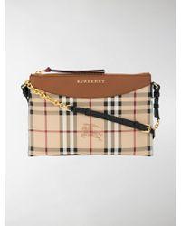 Burberry   Peyton Crossbody Bag   Lyst