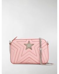 Stella McCartney - Star Shoulder Bag - Lyst