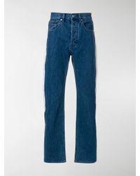 Calvin Klein Jeans | Stripe Panel Jeans | Lyst