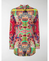Etro - Patterned Blouse - Lyst