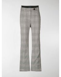 Eudon Choi - Prince Of Wales Trousers - Lyst