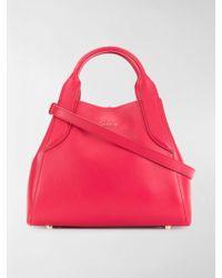 Lanvin - Cabas Mini Bag - Lyst