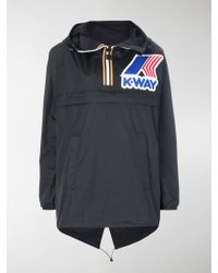 DSquared² - K-way Pullover Jacket - Lyst