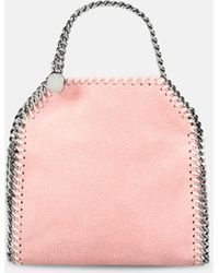 Stella McCartney - Falabella Tiny Tote Bag - Lyst