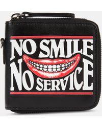 Stella McCartney - No Smile No Service Wallet - Lyst