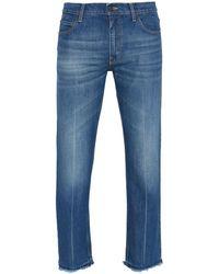 Stella McCartney - Vintage Denim Straight Leg Jeans - Lyst