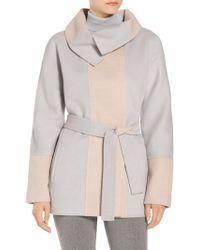 St. John - Doubleface Cashmere Jacket - Lyst