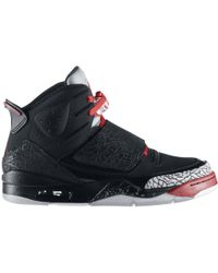 8387842ae807 Lyst - Nike Jordan Son Of Mars Low Casual Trainers in Black for Men